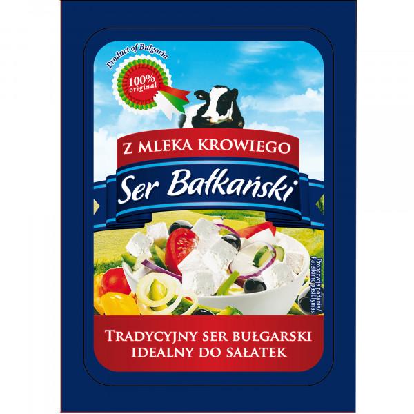 Ser Bałkański z mleka krowiego