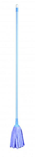 Mop syntetyczny antybakteryjny + kij 1,30m