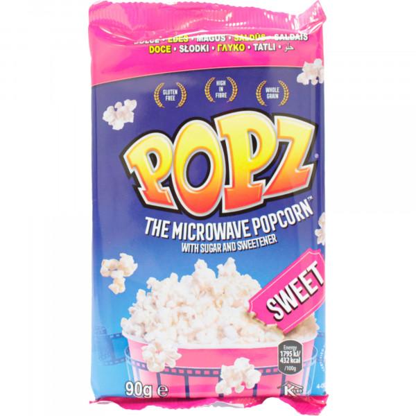 Popcorn malta słodki do mikrofali