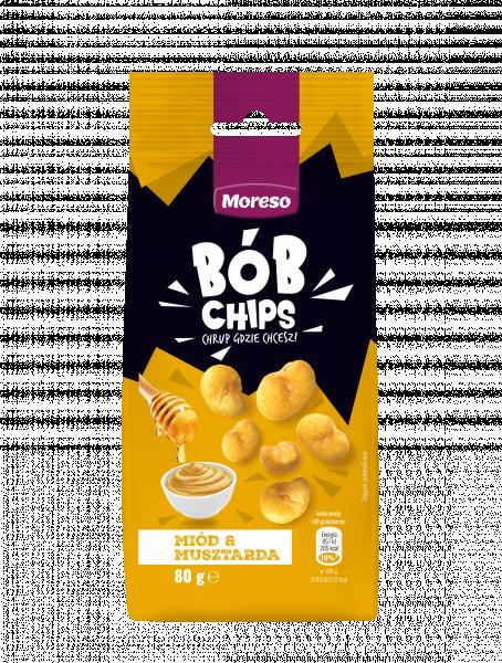Bób moreso chips miód musztarda