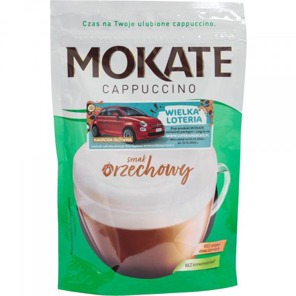 Cappuccino Mokate orzechowe orzechowe