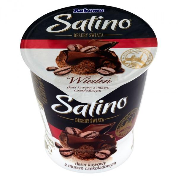 """Deser Satino smak świata """" Wiedeń """""""