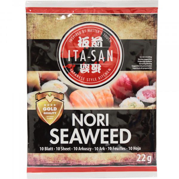 Algi morskie ita-san do sushi gold