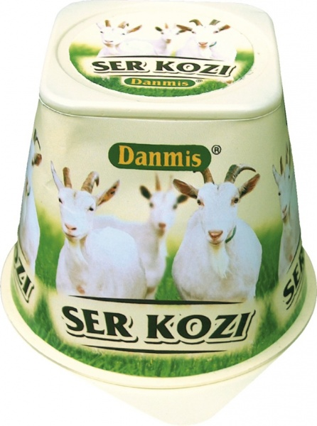 Ser kozi śmietankowy Danmis