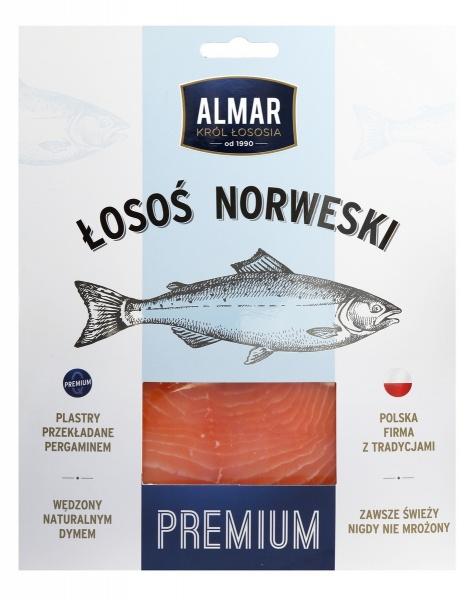 Łosoś Almar Premium